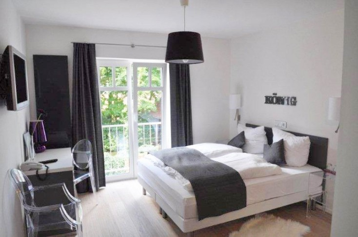 Tolle zimmer in rendsburg mit besten bewertungen schnell for Hotel 1690 designhotel rendsburg